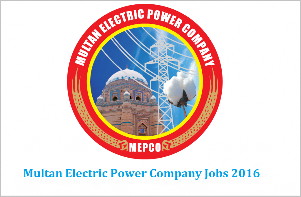 MEPCO Jobs 2016