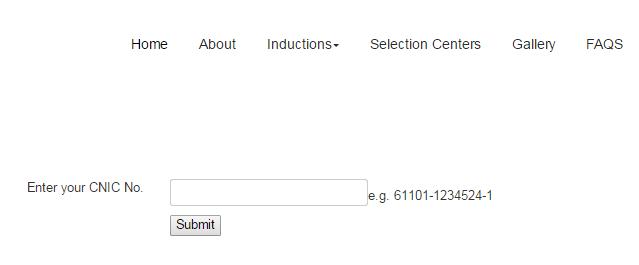 check registration status pak navy