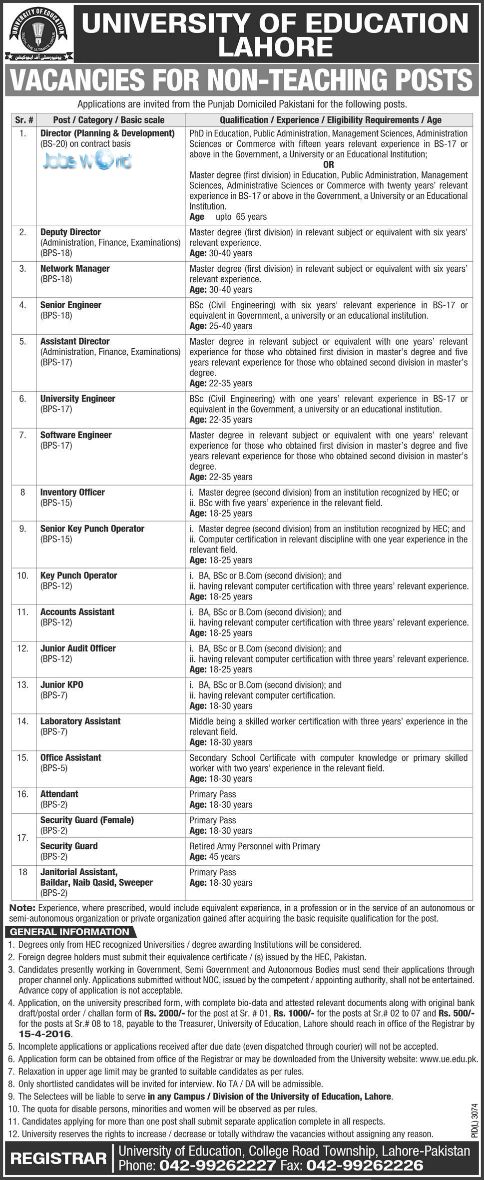 Non Teaching Jobs In Education - Lawteched