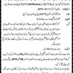 Jobs 2016 In Pakistan Navy As Civilian Instructor