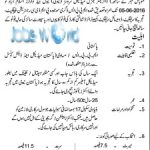 Pakistan Navy Jobs 2016 Contract Based For Civilian