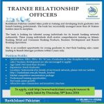 BankIslami Jobs Opportunity 2016 Trainee Relationship Officers
