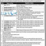 Pakistan Atomic Energy Jobs 2016 June PO BOX 1482 Islamabad Latest Advertisement