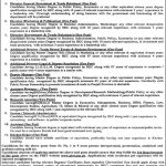 Punjab Board of Investment & Trade Jobs 2016 PBIT Application Form