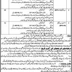 Counter Terrorism Department Punjab Police CTD Jobs 2016